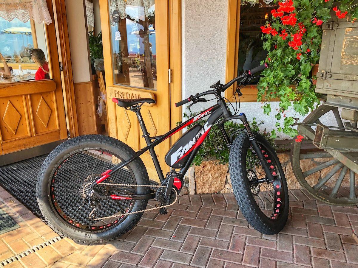solarium predaia-e bike